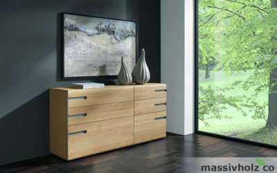 thielemeyer kommoden aus massivholz. Black Bedroom Furniture Sets. Home Design Ideas